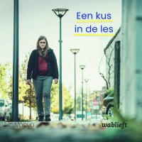 Een kus in de les, cover
